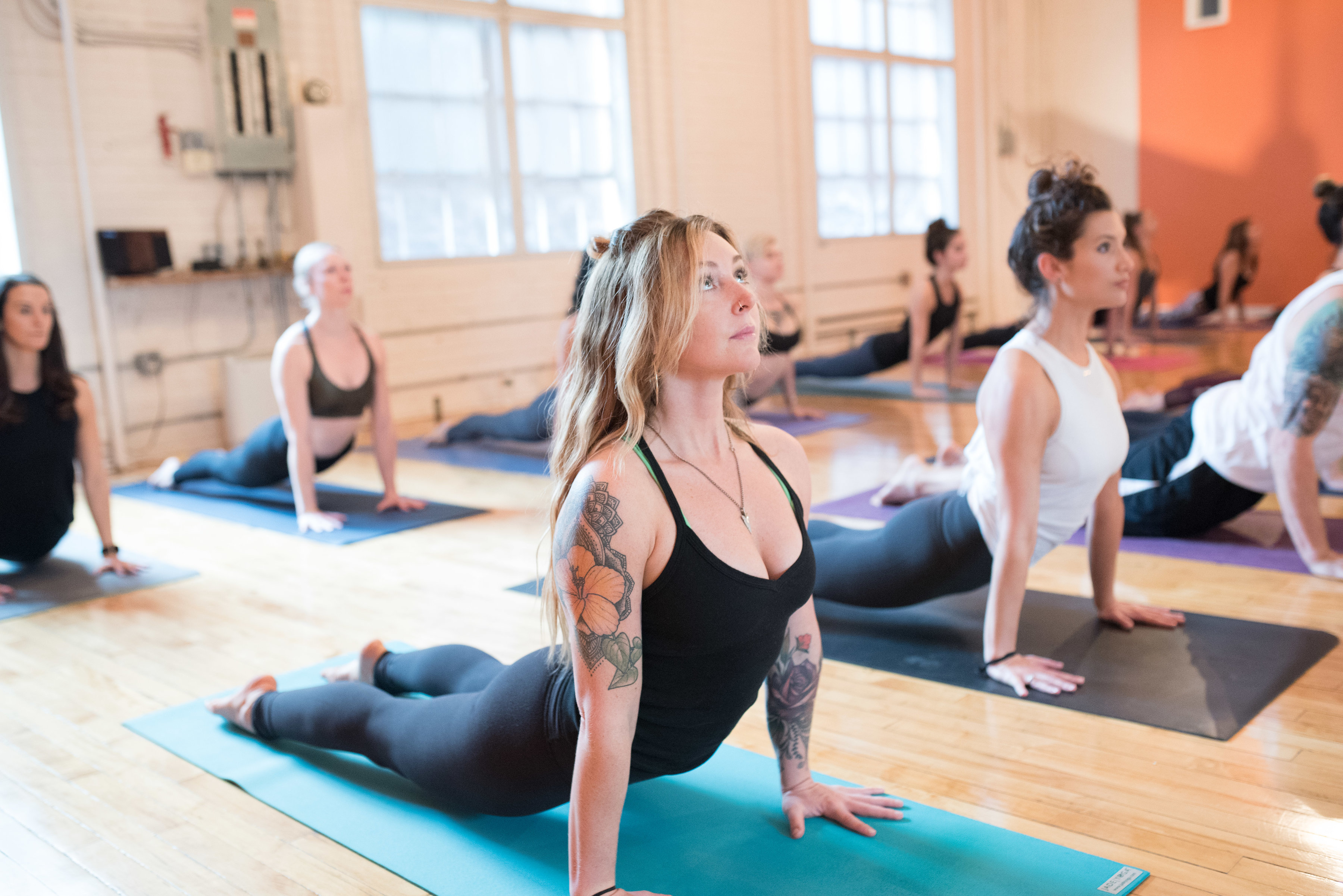 The Right Age For Yoga