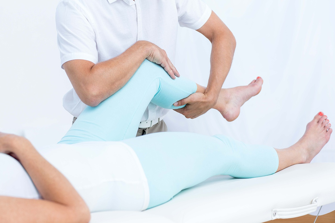 Treat Your Chronic Pain With Physical Therapy