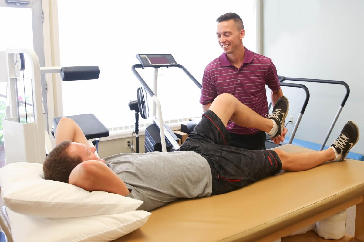 Post Delivery Backpain Treatment With Chiropractic Rehabilitation