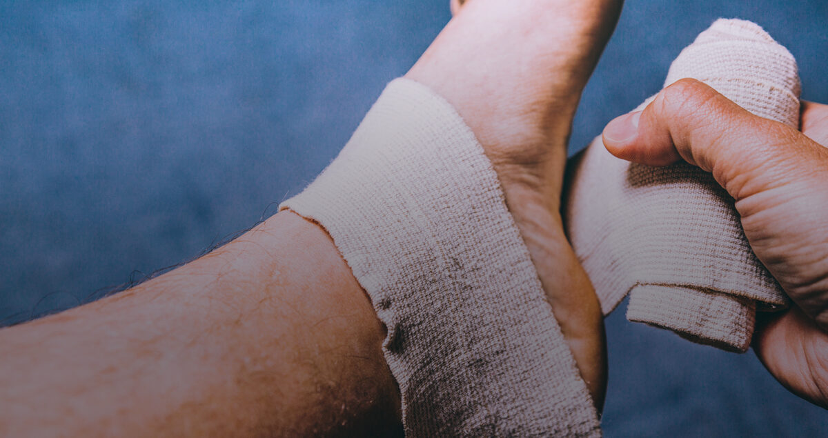 Replacement of Joint in an Orthopaedics Hospital