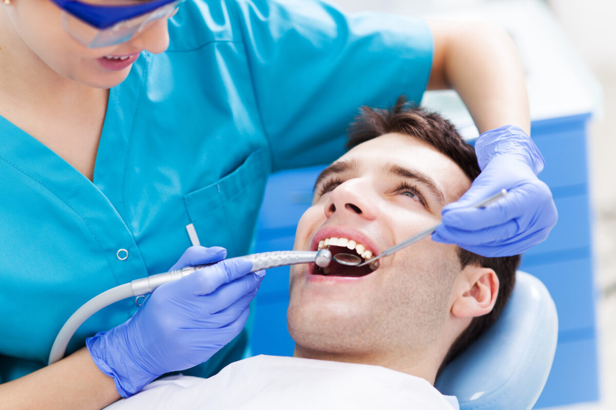 With A Great Dental Health Comes A Spontaneous Smile